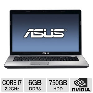 ASUS A73SV-TH72 Notebook PC
