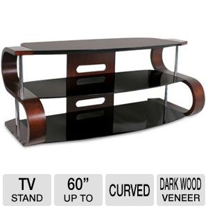 Lumisource Tv Ts 120 1t Tv Stand For 60 Tvs Holds 155lbs Wood