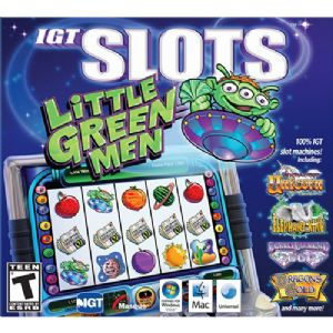 Little Green Men Slot