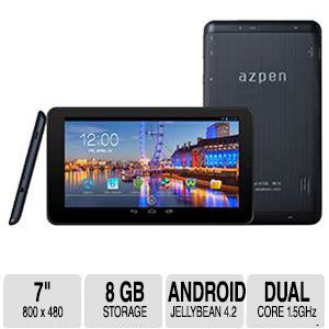 Azpen tablet - Prince edward island packages